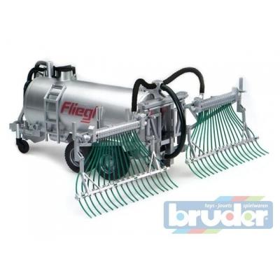 BRUDER 02020 (2020) Cisterna s postřikovačem