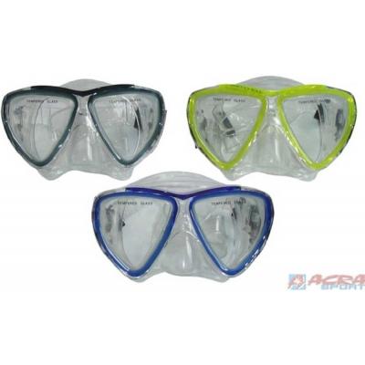 ACRA Brýle potápěčské tvrzené sklo