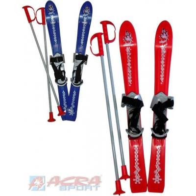 ACRA Lyže dětské Baby Ski - 70cm (pro nejmenší děti)
