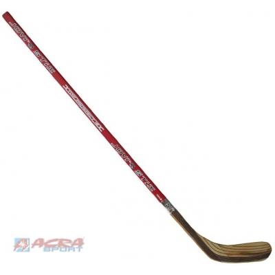ACRA DŘEVO Hokejka 147cm dřevěná+lamino * DŘEVĚNÉ HRAČKY *