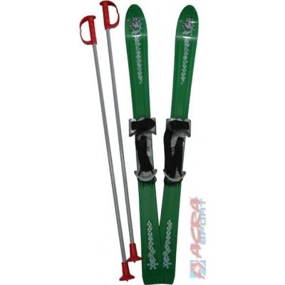 ACRA Lyže dětské Baby Ski - 90cm (pro nejmenší děti)