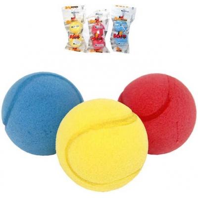 Míček soft barevný sada 2 kusy 7 cm 3 barvy