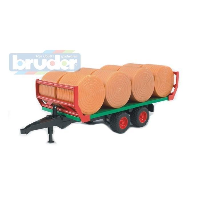 BRUDER 02220 (2220) Přepravník na balíky