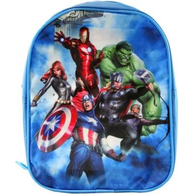 Batoh dětský Avengers na zip s poutkem s popruhy na záda v sáčku
