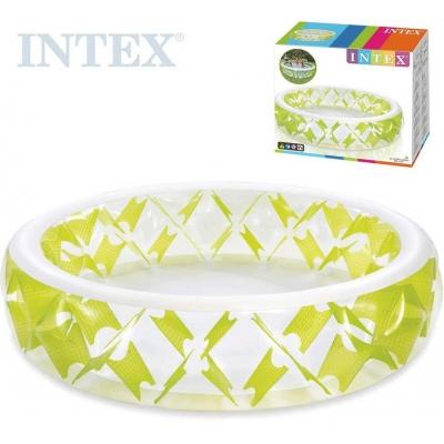 INTEX Bazén nafukovací Pinwheel 229x56cm kulatý 57182