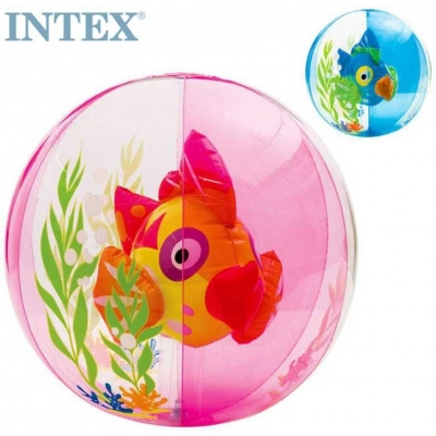 INTEX Míč nafukovací Akvárium 61 cm do vody