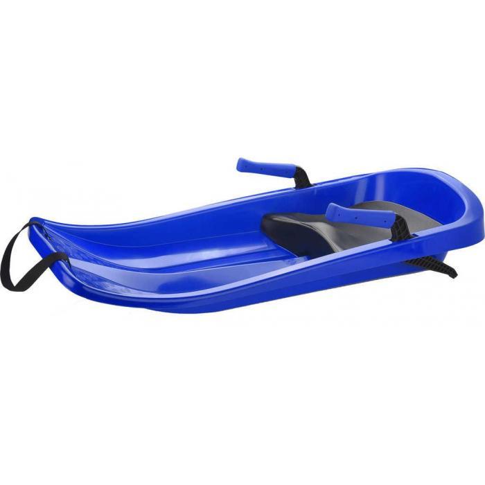 ACRA Boby Plastkon FLASH se 2 brzdami se sedátkem Modré