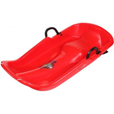 ACRA Boby Plastkon TWISTER se 2 brzdami plastové Červené