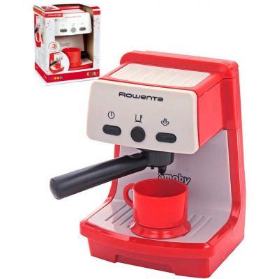 SMOBY Děštský presovač Espresso Rowenta na baterie Světlo Zvuk
