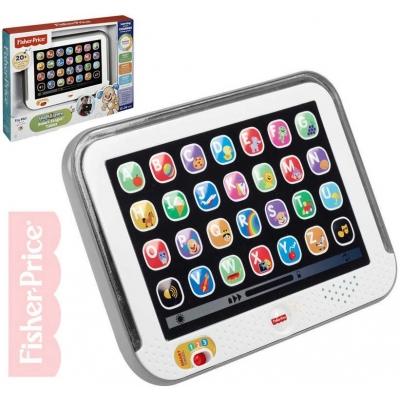 FISHER PRICE Tablet dětský Smart Stages naučný 3 úrovně plast Světlo Zvuk