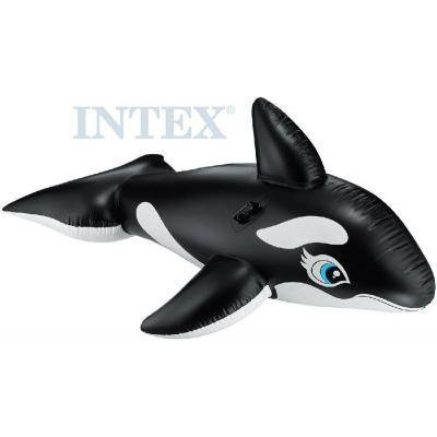 INTEX Velryba nafukovací 193 x 119 cm do vody