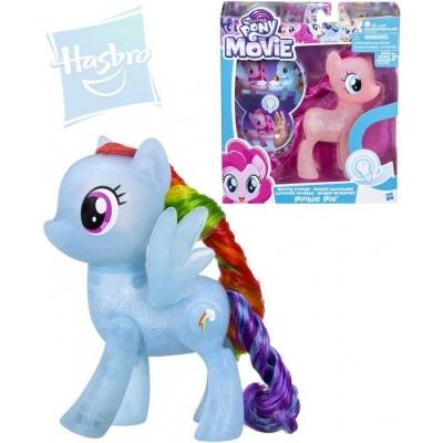 HASBRO MLP My Little Pony Svítící koník na baterie Světlo 2 druhy