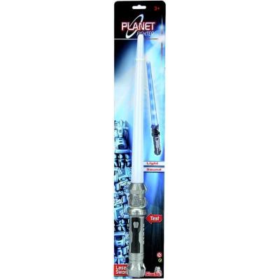 SIMBA Meč světelný plastový 57cm na baterie Světlo Zvuk