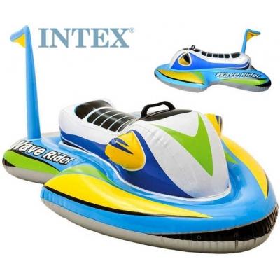 INTEX Nafukovací vozítko s držadly do vody 57520
