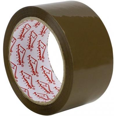 Lepící páska hnědá 48mm x 66m x 43mic vysoká pevnost