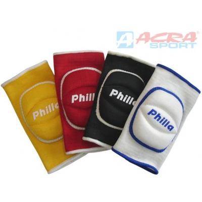 ACRA Nákoleníky volejbalové chrániče na kolena 3 velikosti 3 barvy