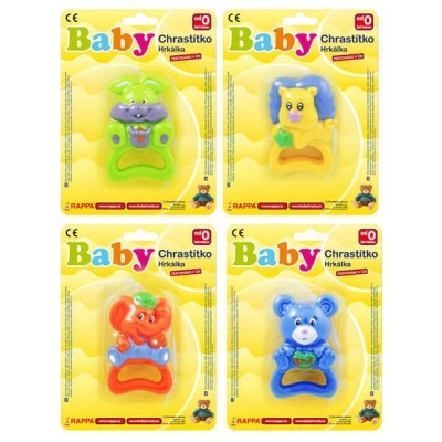 Chrastítko Baby 184-7P