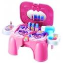 OLYMPTOY Židlička set Kosmetické studio 2v1 PLAST