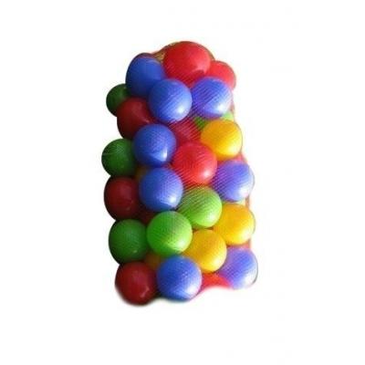 PL Míčky dětské do hracího koutu (bazénku) Balls 7cm Set 50 ks