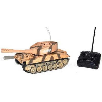 RC Tank 26 cm na dálkové ovládání (vysílačku)