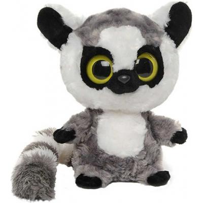 PLYŠ Yoo Hoo Lemur šedý 13cm YooHoo & Friends *PLYŠOVÉ HRAČKY*