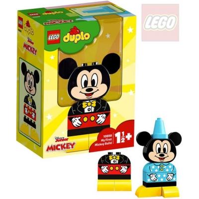 LEGO DUPLO Můj první Mickey Mouse 10898 STAVEBNICE