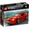 LEGO SPEED CHAMPIONS Ferrari F40 Competizione 75890 STAVEBNICE