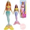 MATTEL BRB Panenka Barbie víla kouzelná mořská Dreamtopia 4 druhy
