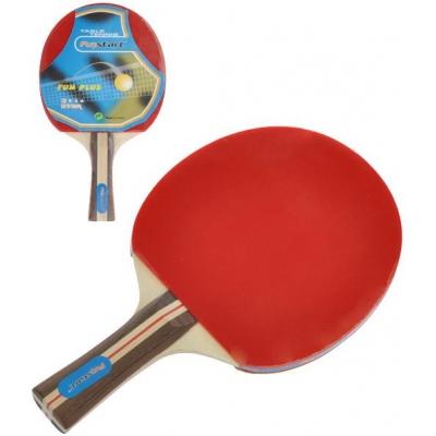 Pálka dětská na stolní tenis stolní tenis (ping pong) 25cm 2-Play dřevěná