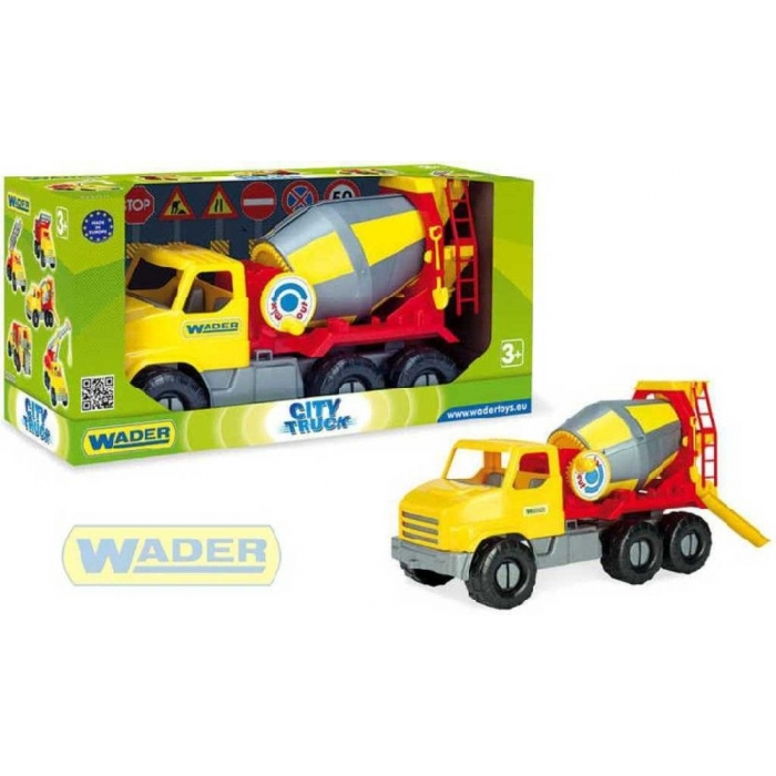WADER CITY TRUCK Auto Domíchávač 32600