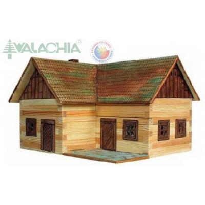 WALACHIA Samota 33W18 dřevěná stavebnice