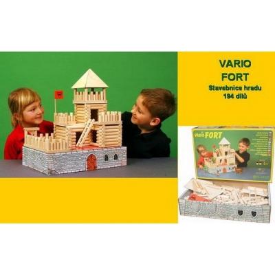 WALACHIA Vario Fort 33W22 dřevěná stavebnice