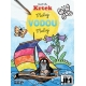 JIRI MODELS Maluj vodou Krtek na loďce (Krteček) omalovánky