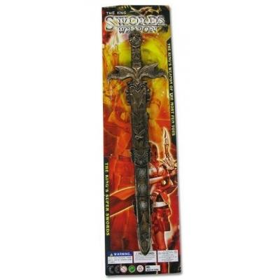 Meč s pochvou na kartě 63 cm
