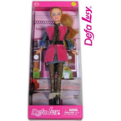 Panenka Defa Lucy v modním oblečku 3 druhy v boxu