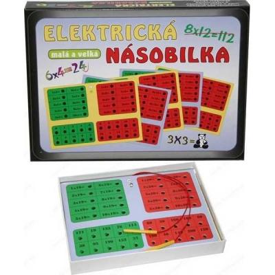 SVOBODA Elektronická hra NÁSOBILKA