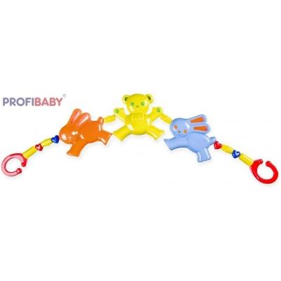 PROFIBABY Zábrana Medvěd-Zajíc (řetěz)