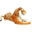 PLYŠ Tygr ležící 105cm *PLYŠOVÉ HRAČKY*