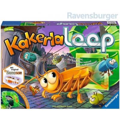 RAVENSBURGER Hra Cucaracha Loop na baterie *SPOLEČENSKÉ HRY*