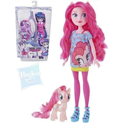 HASBRO MLP My Little Pony set panenka Equestria Girls s poníkem různé druhy