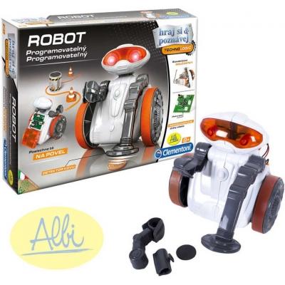 ALBI Robot vědecká sada sestroj si vlastního robota