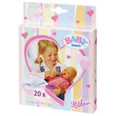 ZAPF BABY BORN Strava pro panenku (12 sáčků)