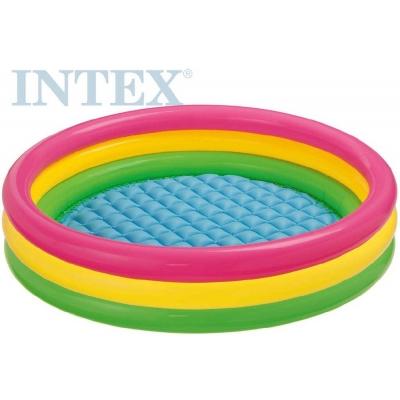 INTEX Bazén dětský kulatý 147 x 33 cm brouzdaliště
