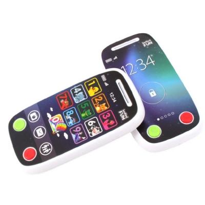 Baby vysílačka / telefon naučný 2v1 set dětský + rodičovský mobil