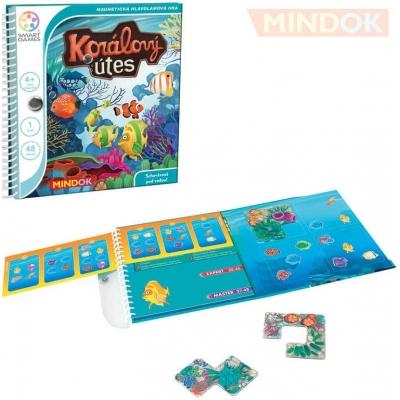 MINDOK HRA SMART Korálový útes na cesty pro 1 hráče