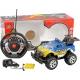 RC Auto terénní 28cm na vysílačku ovládání volantem 1:14 na baterie Světlo Zvuk