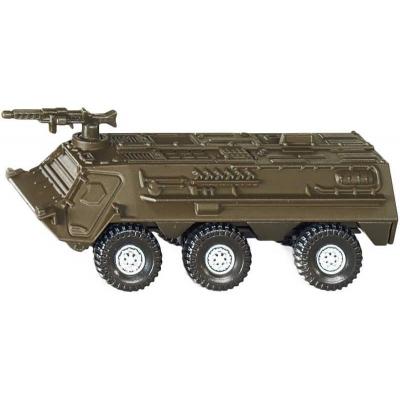SIKU Blister Vůz obrněný průzkumný Army TANK KOV
