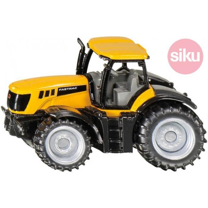 SIKU Traktor Fasttrac JCB Na pole KOV