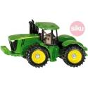 SIKU Traktor John Deere Na pole KOV