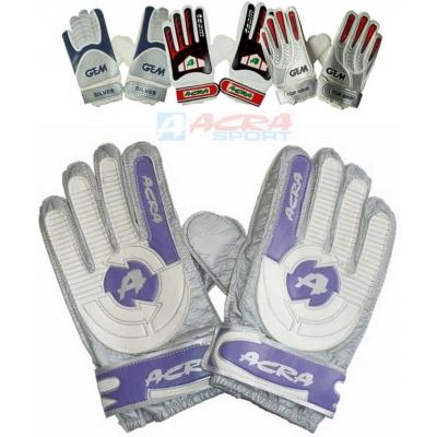 ACRA Fotbalové brankářské rukavice juniorské závodní vel.11 různé druhy